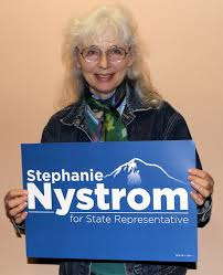 supporters stephanie nystrom for oregon state representative drew