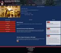 brochure theme sample public class page echalk online help brochure sample class page jpg