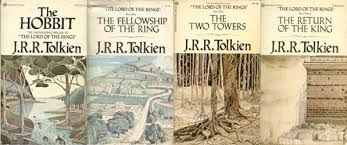 Image result for lotr books
