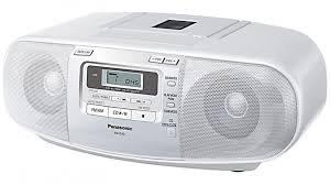 Buy Panasonic RXD45 CD <b>Radio Cassette Player</b>   Harvey Norman ...