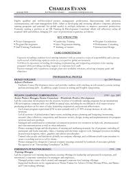 training specialist sample resume paralegal resume objective sample