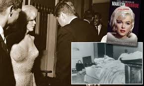 Bobby Kennedy ordered Marilyn Monroe's murder, new book claims ...