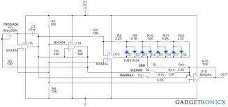 build a diy function generator circuit diagram using quad op amp build a diy function generator circuit diagram using quad op amp ic max494 a simple fg