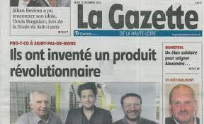 「LA GAZETTE latest」の画像検索結果