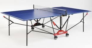 Теннисный стол всепогодный <b>Joola</b> Clima 2014 Outdoor синий
