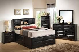 black bedroom set queen