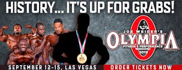 2019 Olympia Qualification List: Bodybuilding, Physique, Fitness ...