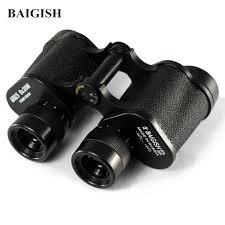 <b>Russian</b> Military <b>Binoculars Baigish 8X30</b> Professional Telescope ...