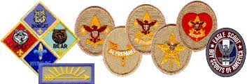 Image result for Boy Scout Advancement