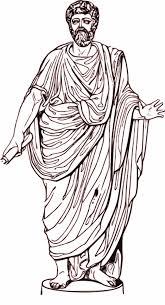 Resultat d'imatges de escultura toga