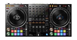 <b>DDJ</b>-<b>1000SRT</b> 4-канальный профессиональный <b>DJ контроллер</b> ...