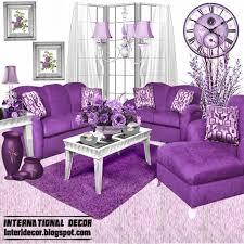Purple Living Room Set Purple Living Room Furniture Home Design Ideas