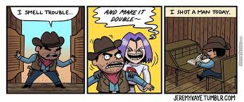 Life Was Hard In The Wild West by upandout - Meme Center via Relatably.com