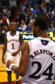 17 best images about ku jayhawks <3 kansas ku basketball is my life i travis releford