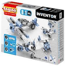 <b>Конструктор ENGINO</b> Inventor (<b>Pico</b> Builds) 0833 Авиация ...