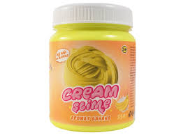 <b>Слайм Slime Cream-Slime 250гр</b> с ароматом банана SF02-B ...