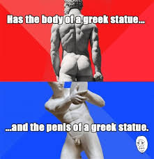 funny-meme-awkward-greek-statue.jpg via Relatably.com