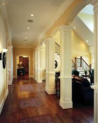 columns separate and dining rooms on pinterest beautiful living room pillar