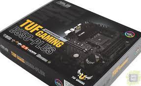 Обзор <b>материнской платы ASUS TUF</b> Gaming B550-Plus ...