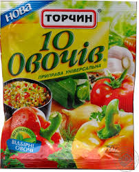 torchin 10 vegetables seasoning → canned food and seasonings torchin 10 vegetables seasoning