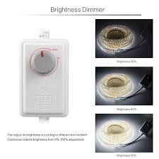 Online Shop LED Cabinet <b>Light</b> 2835 120LEDs/m <b>AC220V</b> ...