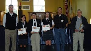 kofc th grade essay contest winners knights of columbus 2013 kofc 8th grade essay contest winners