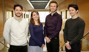 Minute Thesis competition   Imperial College London The      Three Minute Thesis Winners