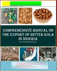 bitter kola export business business plan com export business business plan bitter kola bitter kola