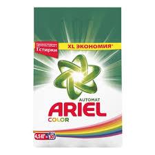 <b>Стиральный порошок ARIEL Color</b> Автомат 4.5кг — купить в ...