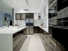 small u shaped kitchen design: image of luxury u shaped kitchen design