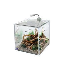<b>Gloxy Optic</b> Set <b>аквариум</b>, светильник, грунт + фильтр в подарок ...