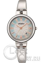 <b>Orient</b> Dressy <b>SZ40004W</b> - купить женские наручные <b>часы Orient</b> ...