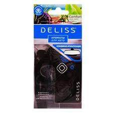 Купить <b>Ароматизатор</b> картонный для <b>автомобиля</b> «Deliss ...
