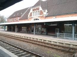 Stade station