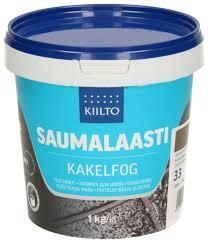 <b>Затирка KIILTO</b> Saumalaasti 1 кг — купить по выгодной цене на ...