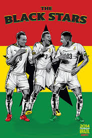 Image result for ghana black stars 2010 world cup