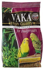Корм <b>Вака High Quality</b> для волнистых попугаев - купить в ...