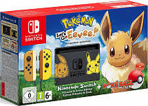 + игра Pokemon: <b>Let's</b> Go, Eevee! + аксессуар PokeBall Plus