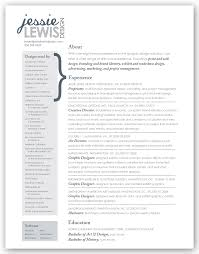 resume jessie lewis design consulting resumeimage