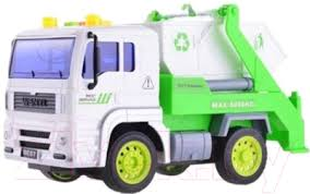 <b>Big Motors</b> Мусоровоз / WY1520B <b>Радиоуправляемая игрушка</b> ...