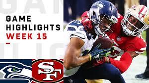 Seahawks vs. 49ers Week 15 Highlights   NFL 2018 - YouTube