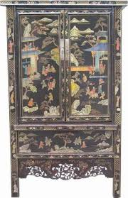 <b>Chinese Antique Gold</b> Stack Armoire Storage <b>Cabinet</b> | Ideas for Our ...