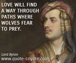 Lord Byron quotes - Quote Coyote via Relatably.com