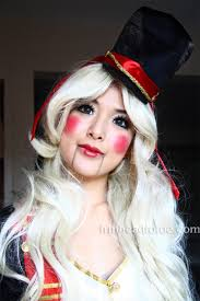 toy soldier makeup via frmheadtotoe awesome diy makeup