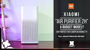<b>Xiaomi AirPurifier</b> 2H Review [Xiaomify] - YouTube