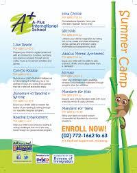 a plus international school best preschool daycare center in enrollment ongoing