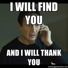 Image result for thank you meme
