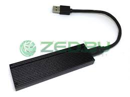 <b>Переходник Espada external</b> case USBnVME1 USB 3.1 to M.2 ...