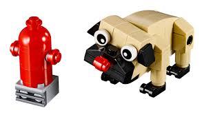 Set 30542-1 : Lego Cute Pug polybag [Creator:Basic ... - BrickLink