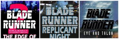 original blade runner book sequels implied deckard was human still if you cared about what happened in the cinematic world of blade runner after the first film the jeter books are pretty much your only option